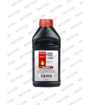Тормозная жидкость Ferodo FE FBZ050 DOT5.1 0.5L