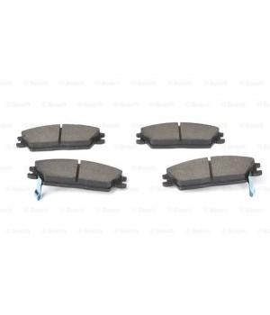 Тормозные колодки передние Remsa RE 0224.22 Hyundai Accent Getz