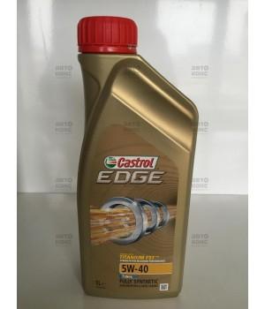 Синтетическое моторное масло Castrol EDGE 5W40 C3 1л