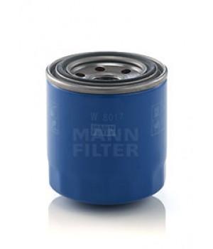 Фильтр масляный MANN W 8017 KIA Ceed Rio Hyundai i30 i40