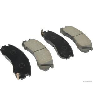 Тормозные колодки передние Nipparts NIP J3605031 Mitsubishi Galant Lancer Pajero