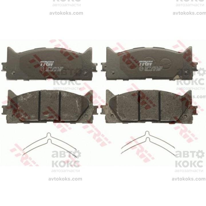 Тормозные колодки передние TRW GDB3429 Toyota Camry 2.0 2.4 2.5 3.5