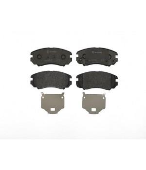 Тормозные колодки передние Remsa RE 0953.02 KIA Hyundai