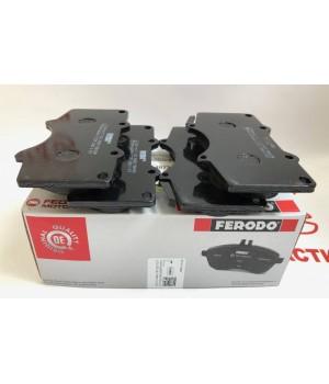 Тормозные колодки передние Ferodo FE FDB1698 Toyota Land Cruiser Hilux FJ Cruiser