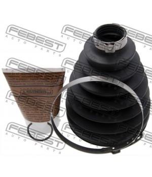 Пыльник наружного ШРУСа Febest FB 0117P-067 Toyota 4Runner 4.7 FJ Cruiser 4.0 Fortuner 2.7 4.0 Hilux 2.5 3.0 Land Cruiser Prado 3.0 4.0