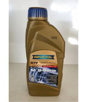 Синтетическая трансмиссионная жидкость Ravenol ATF M 9-SERIE 1L