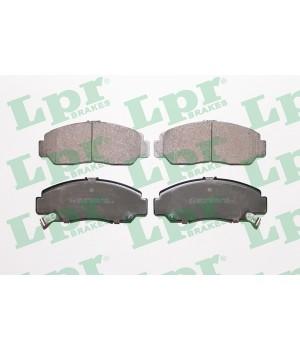 Тормозные колодки передние LPR 05P1071 Honda Civic