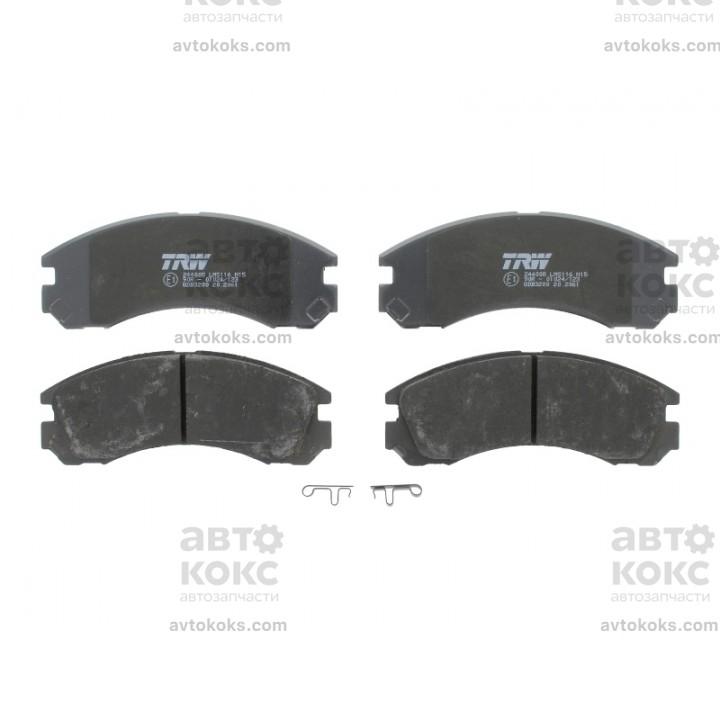 Тормозные колодки передние TRW GDB3200 Mitsubishi L400 Lancer ASX
