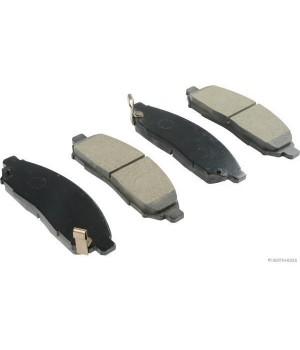 Тормозные колодки передние Meyle ME 025 242 2716/W Nissan Pathfinder Navara