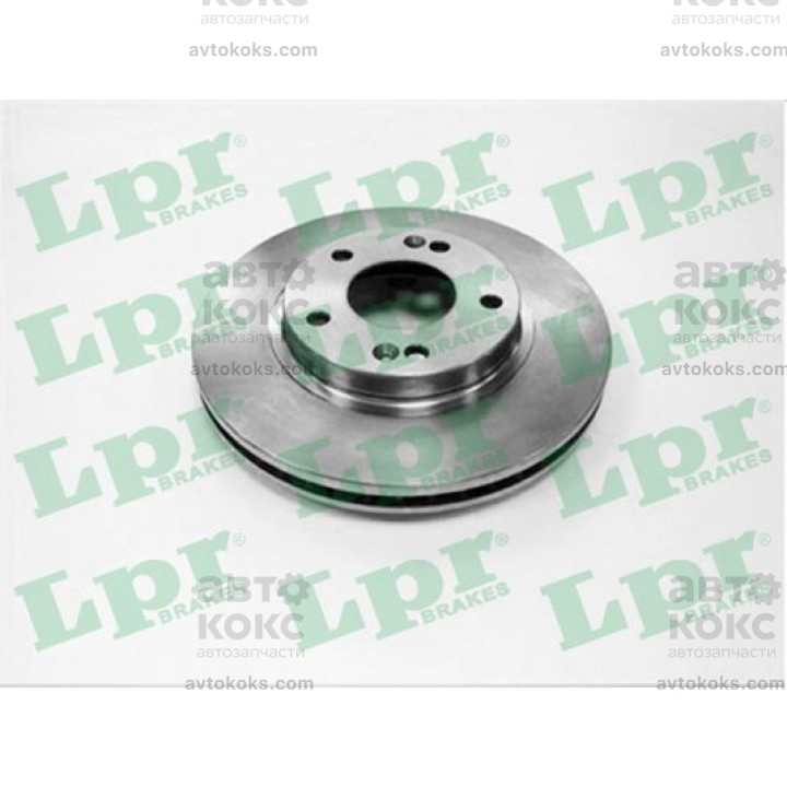 Тормозной диск передний LPR H2004V Hyundai Galloper Santa Fe Trajet