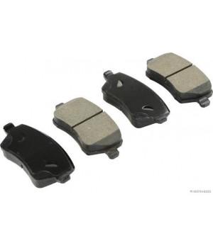 Тормозные колодки передние Meyle ME 025 239 7317 Nissan Tida Note Micra