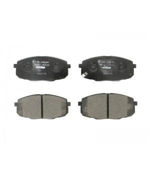 Тормозные колодки передние Textar TX 2396601 KIA Hyundai