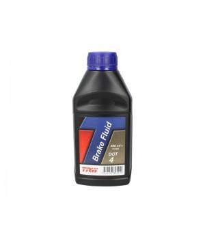 Тормозная жидкость TRW TW PFB450 DOT 4 0.5L