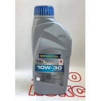 Полусинтетическое моторное масло Ravenol TSJ 10W30 1L