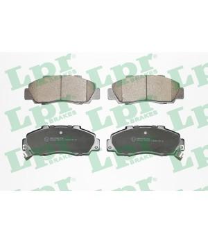 Тормозные колодки передние LPR 05P472 Honda CR-V Civic Accord