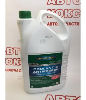 Концентрат охлаждающей жидкости Ravenol HJC 5L