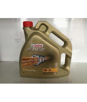 Моторное синтетическое масло Castrol EDGE LL 5W30 4L