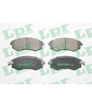 Тормозные колодки передние LPR 05P1097 Hyundai Coupe Elantra Sonata
