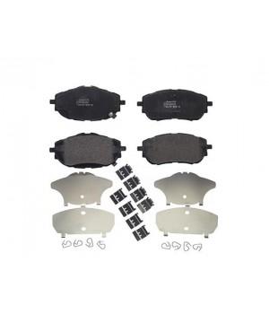 Тормозные колодки передние Remsa RE 1561.02 Toyota Auris Corolla