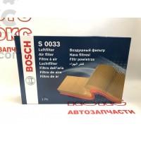 Фильтр воздушный BOSCH F 026 400 033 Nissan Pathfinder Navara