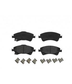 Тормозные колодки передние Nipparts NIP N3602133 Toyota Auris Avensis Corolla