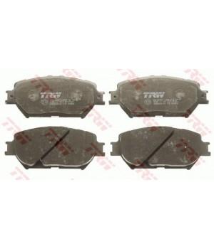 Тормозные колодки передние TRW GDB3314 Toyota Camry 2.4 3.0