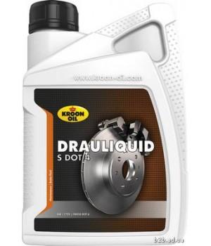Тормозная жидкость KROON OIL KL 04206 DRAULIQUID-S DOT 4 1L