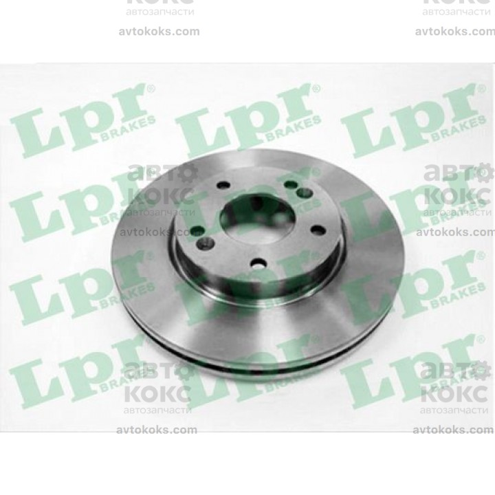 Тормозной диск передний LPR K2016V Hyundai KIA