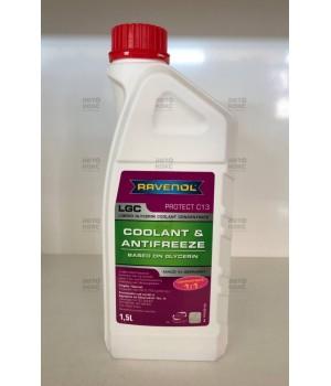 Концентрат охлаждающей жидкости Ravenol LGC C13 1.5L