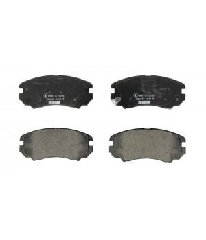 Тормозные колодки передние Textar TX 2389101 KIA Hyundai