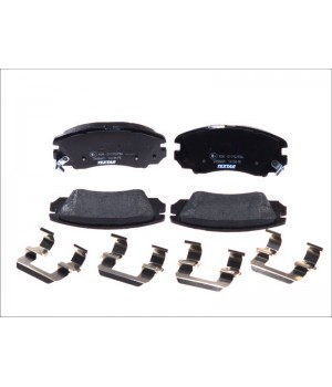 Тормозные колодки передние Textar TX 2458601 KIA Magentis Hyundai