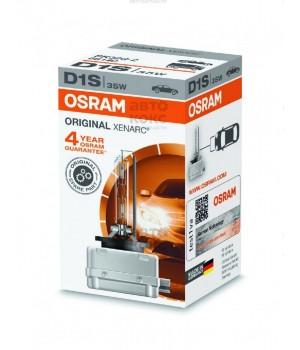 Лампа ксеноновая Osram OS 66140 ХЕNARC D1S 85V 35W PK32D-23200lm 4150K