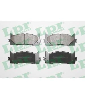 Тормозные колодки передние LPR 05P1593 Toyota Camry 2.4 3.0 3.5