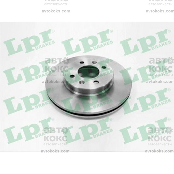 Тормозной диск передний LPR K2014V Hyundai KIA